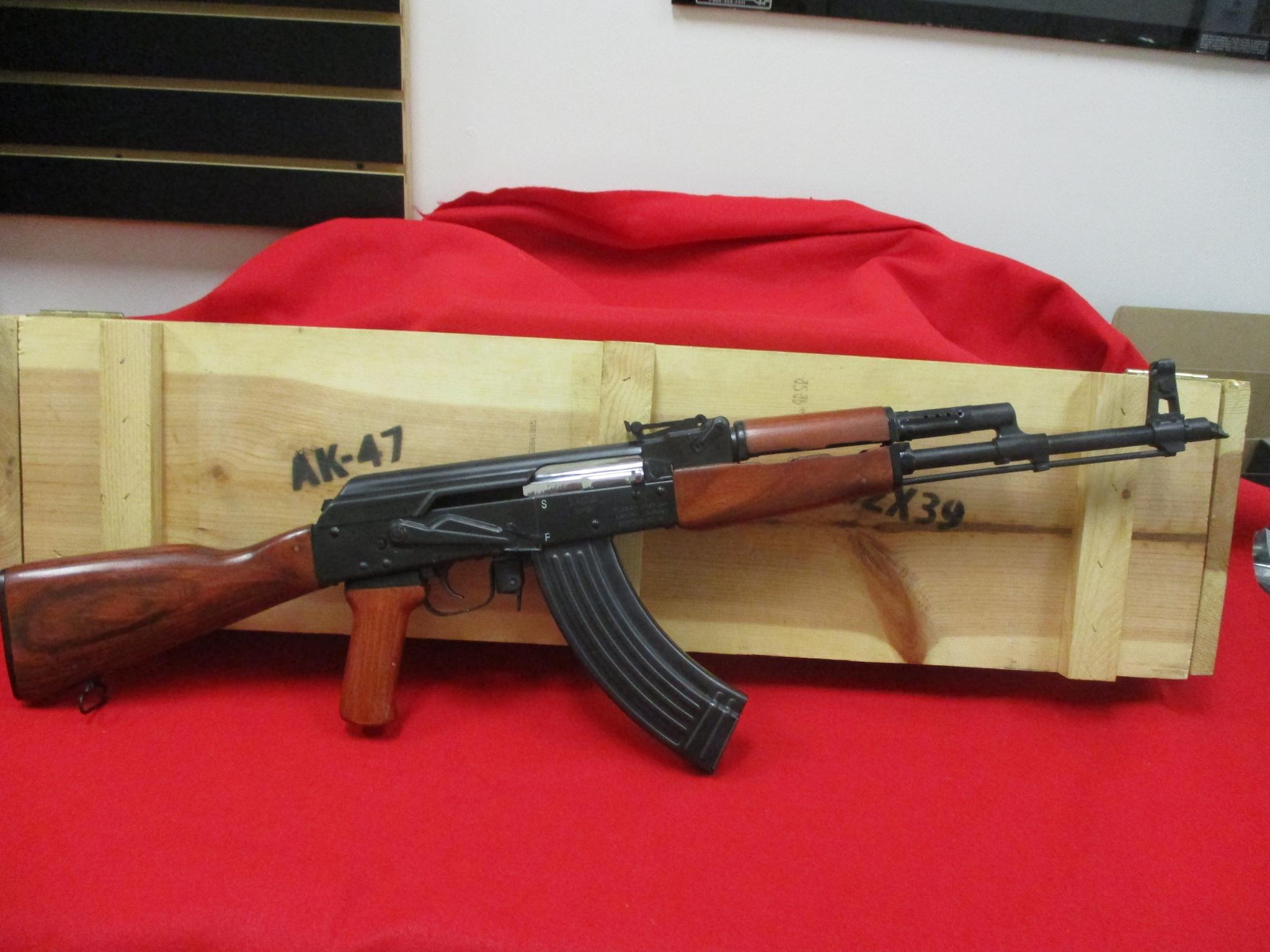 SAIGA AK-47
