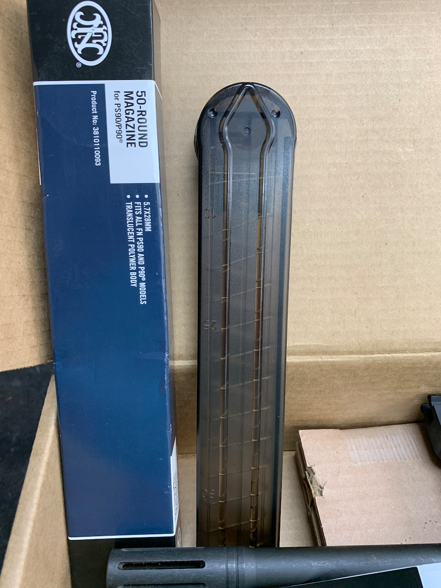 FNH PS90 30/50 ROUIND MAGAZINES