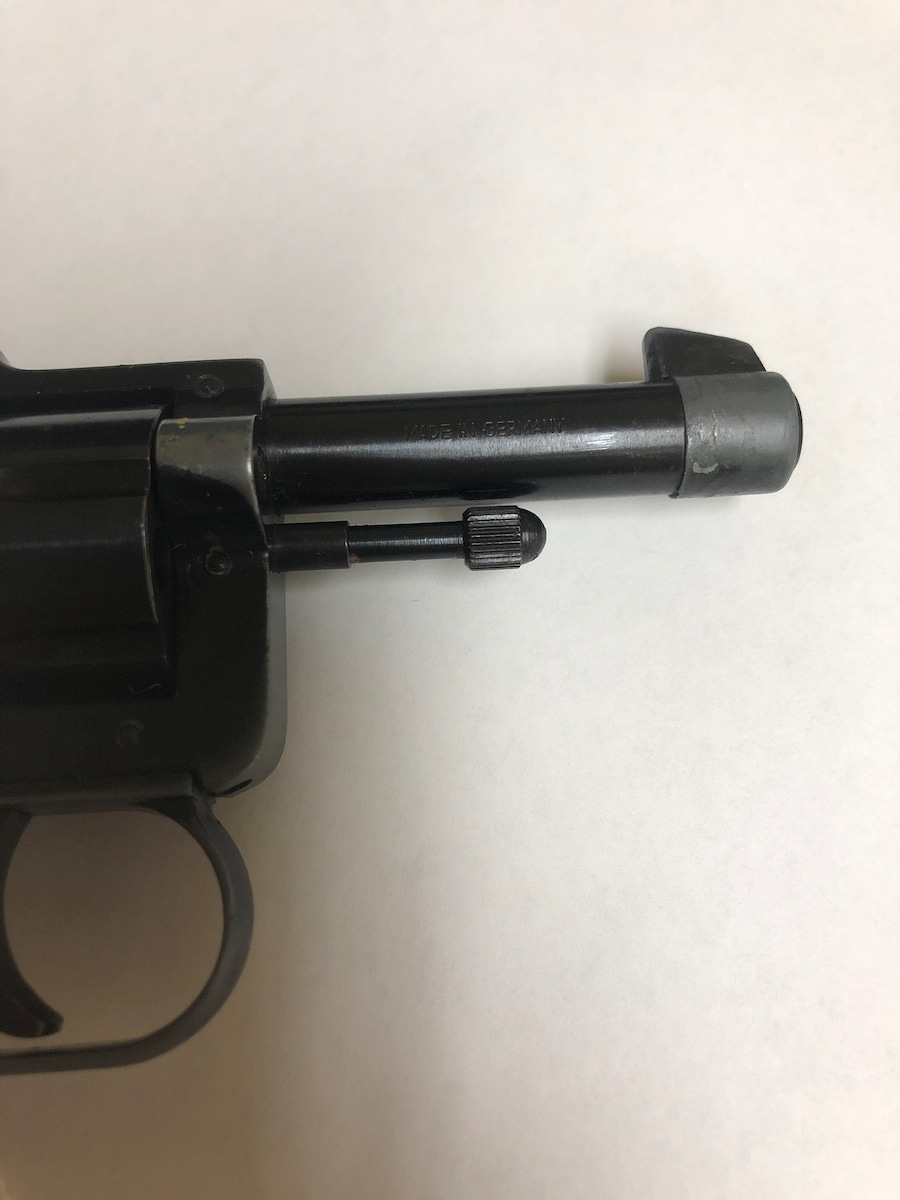 ROHM RG10 Chambered in .22 short 6 shot Germany