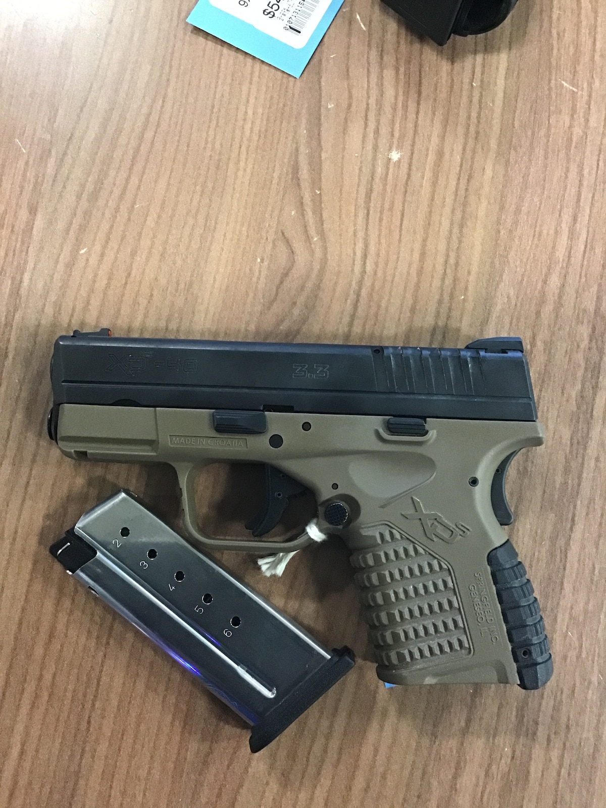 SPRINGFIELD ARMORY XDS-40