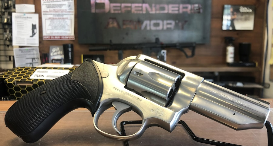 """RUGER SPEED SIX 2.75"""""""
