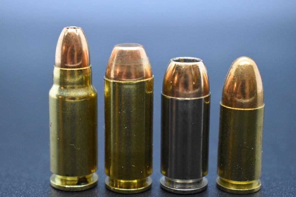 7.5FK, 10mm, 40SW, 9mm ammo