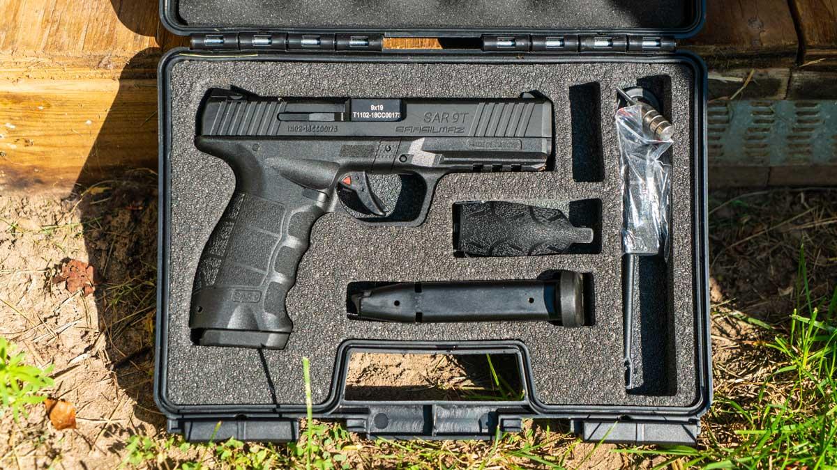 SAR9 in case