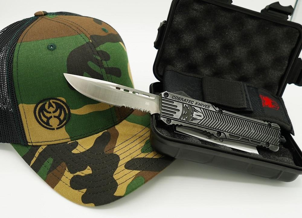 CobraTec FS-X OTF knife