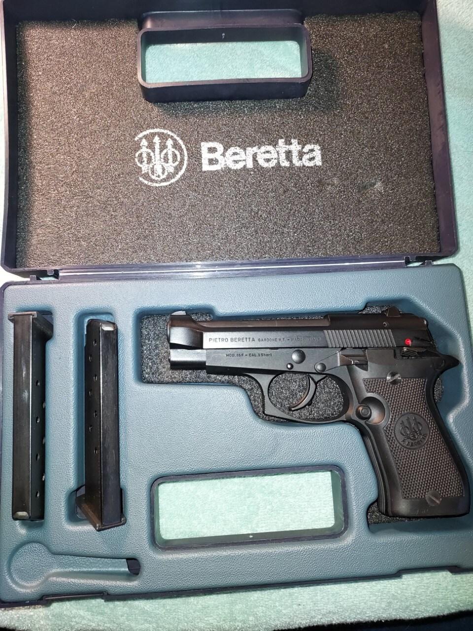 BERETTA MODEL 85F