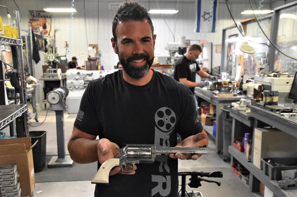 BFR revolver