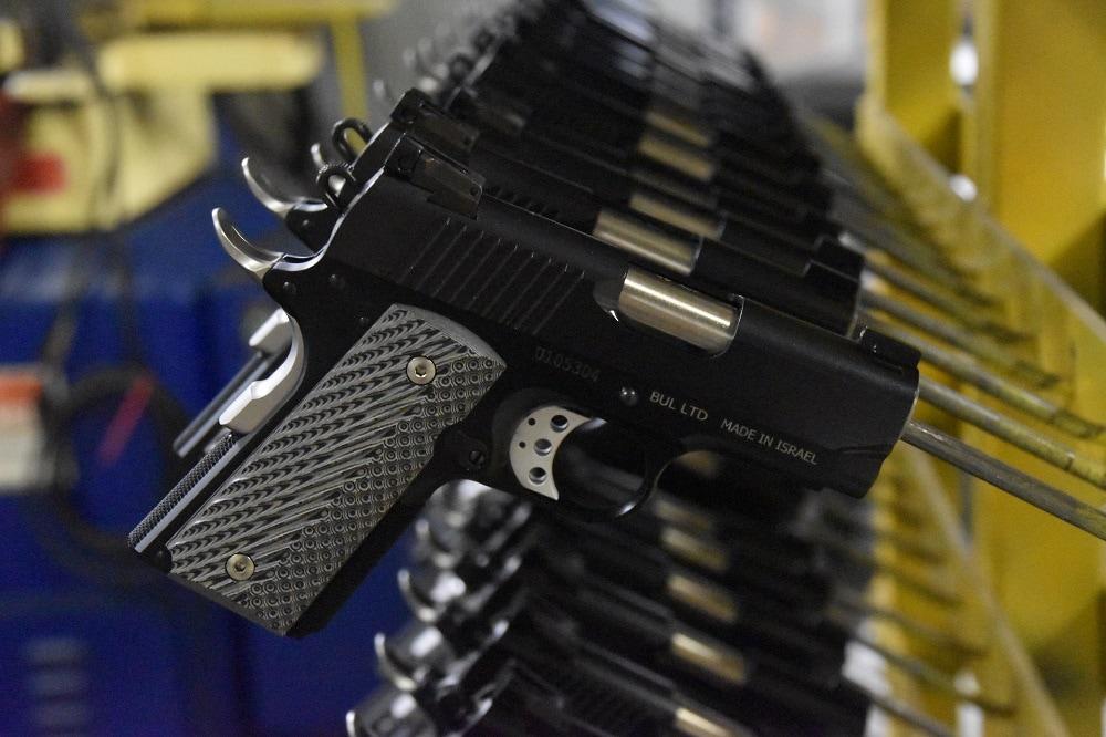 Magnum Research Bul M1911