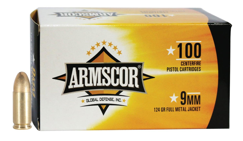 ARMSCOR PISTOL AMMO VALUE PACK