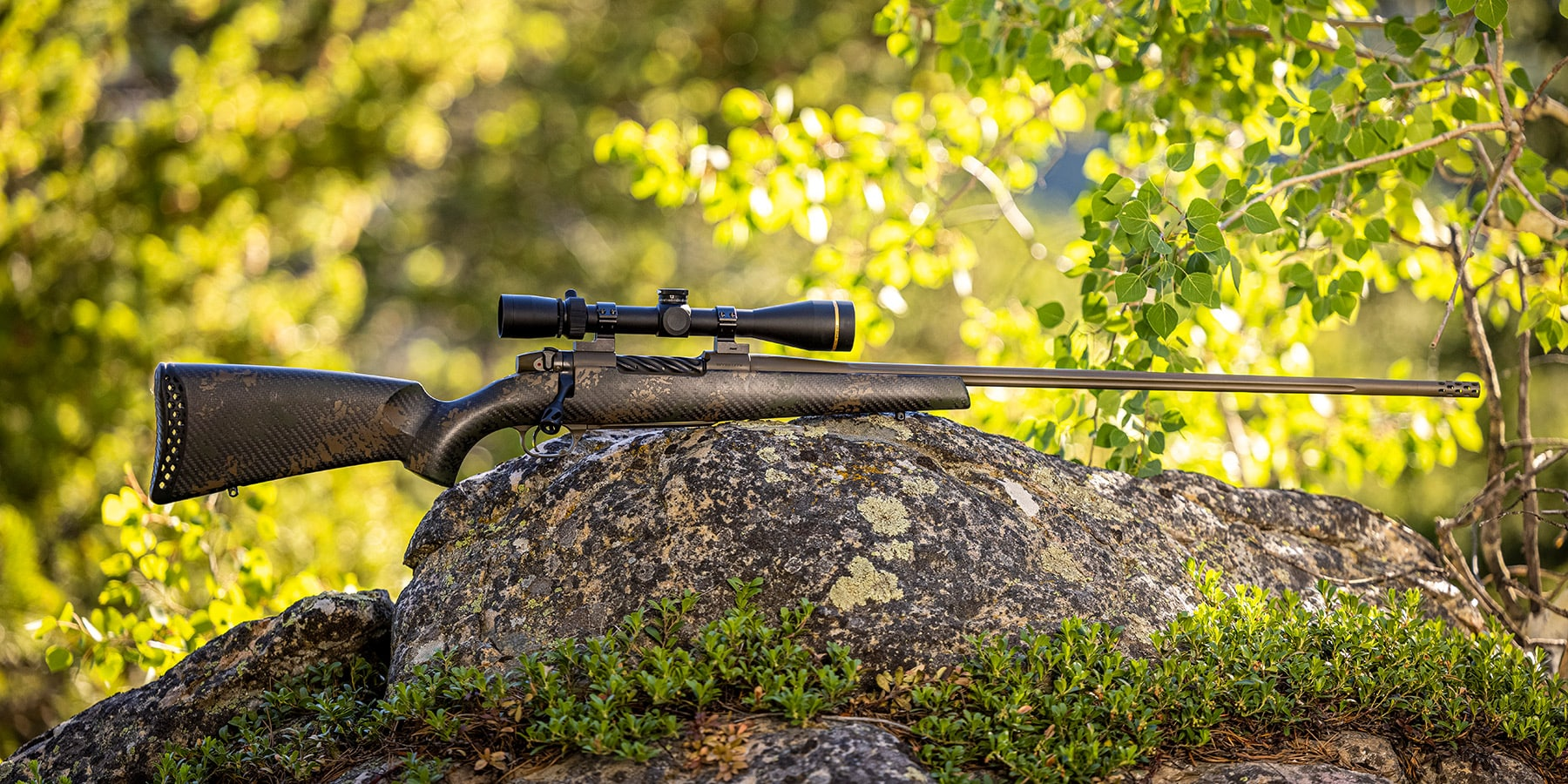 Weatherby Backcountry 2.0 Rifle