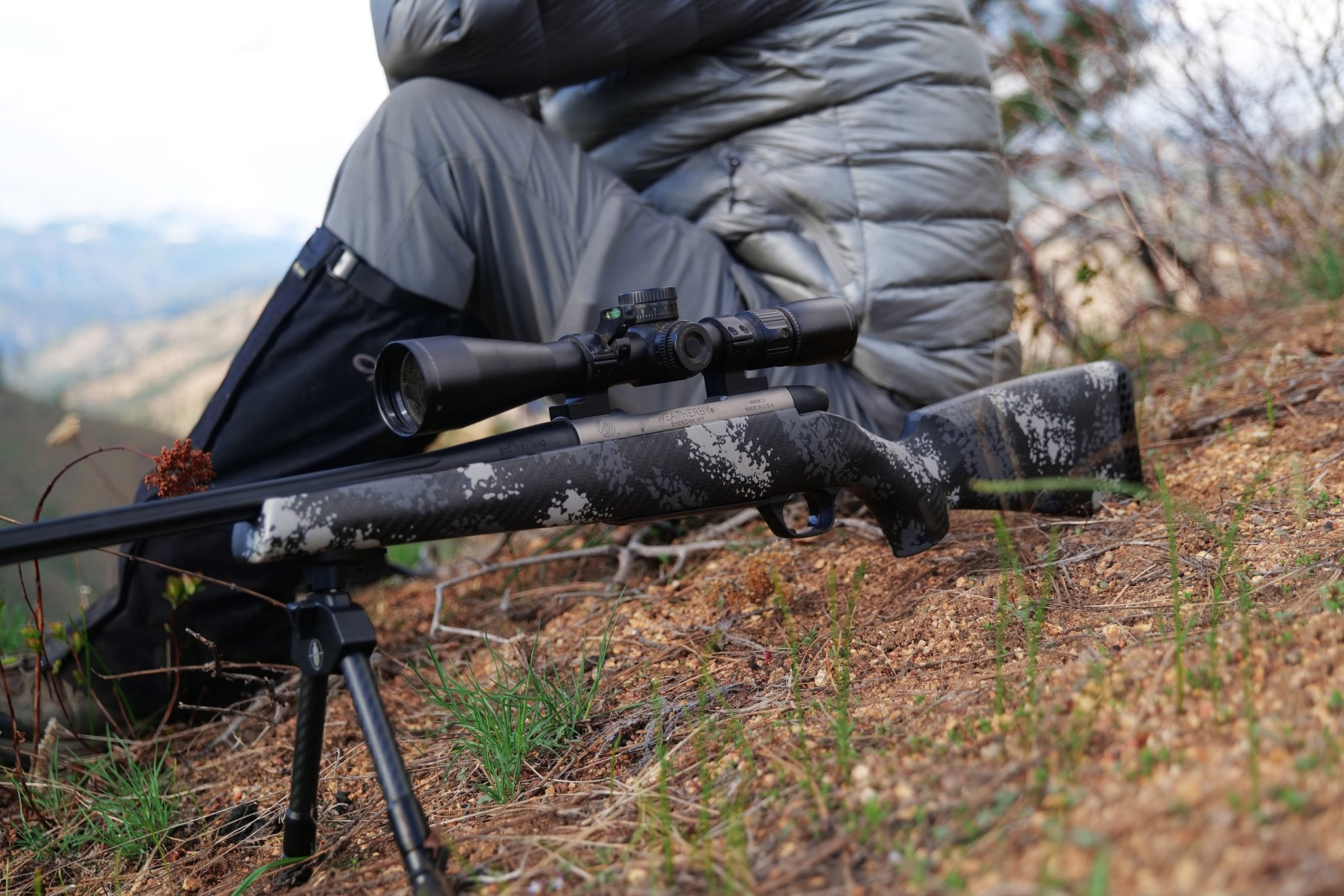 Weatherby Backcountry 2.0 Ti