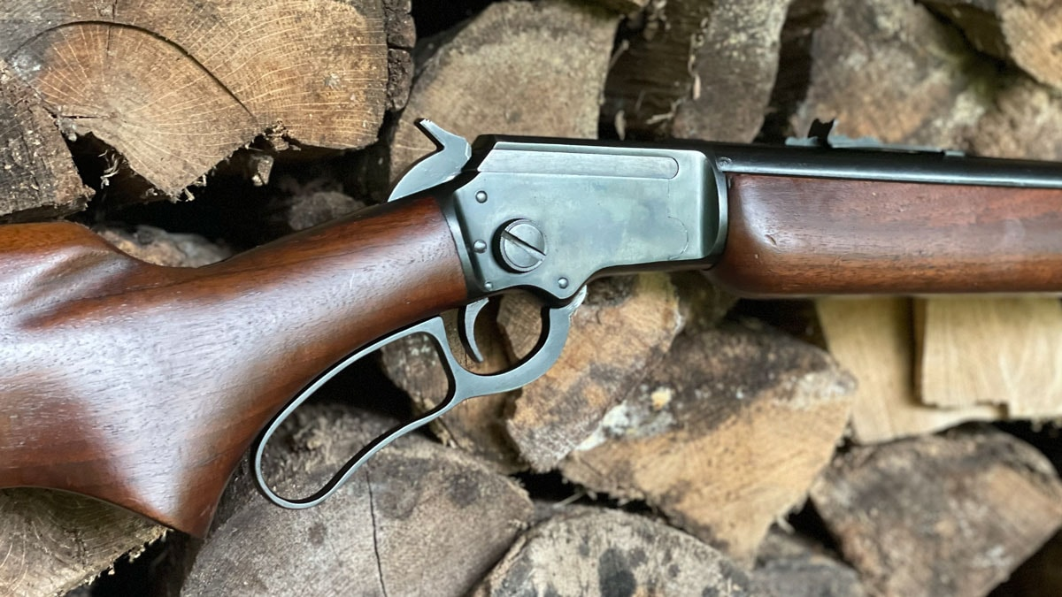 Marlin 39A lever-action rifle