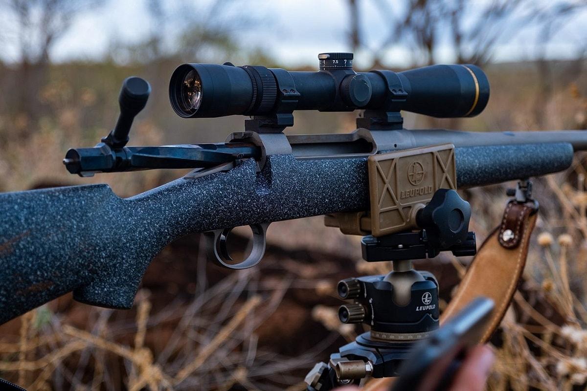 nosler 21 rifle