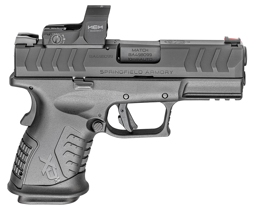 Springfield Armory XD-M Elite 3.8-inch Compact OSP 10mm