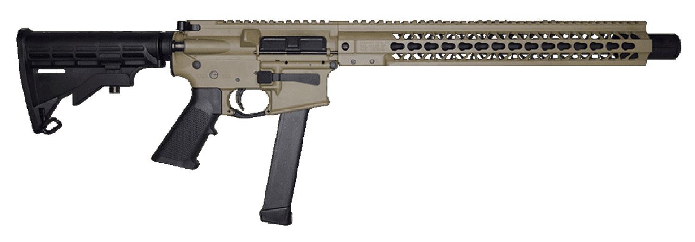 BRIGADE MFG. BM-9 9MM AR
