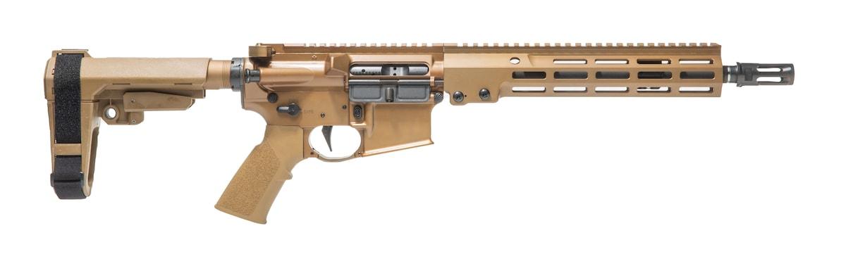 Geissele Automatics Super Duty AR-15 Pistol 5.56 DDC
