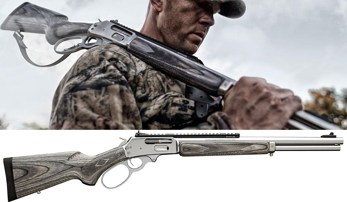 Remington-Marlin, M1895SBL, 45-70 Gov't