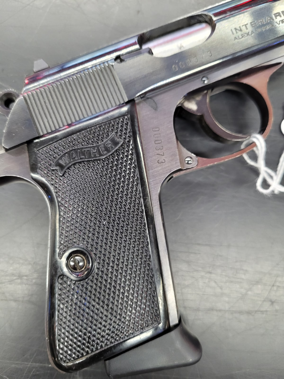 WALTHER ARMS ppks