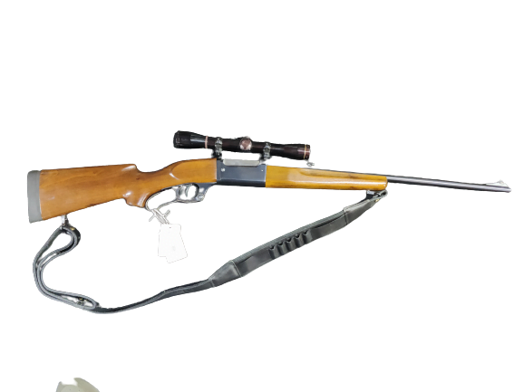 SAVAGE Model 99 Series A .358 Cal w/Luepold Scope RARE