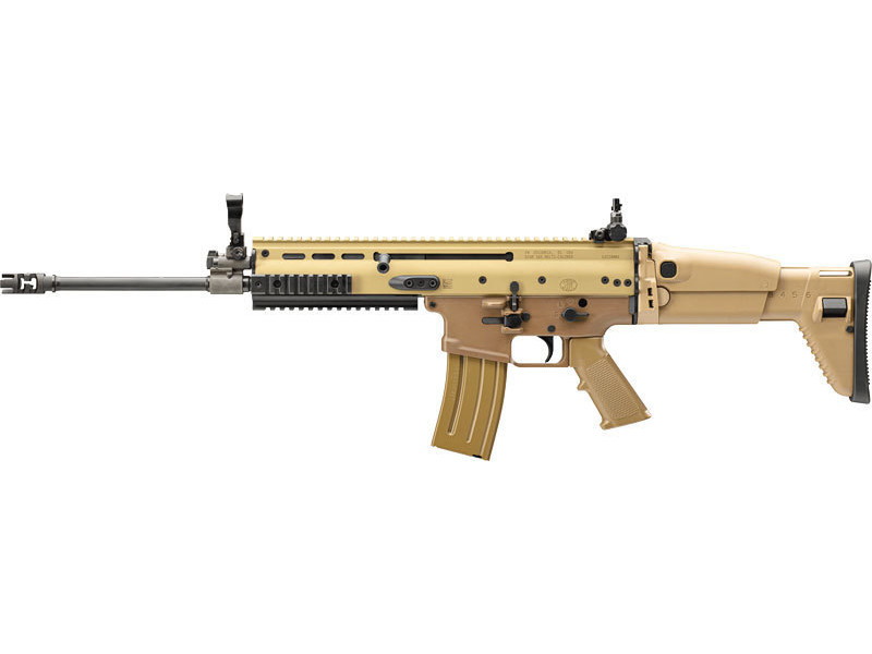 FN SCAR 16S NRCH 5.56 FDE