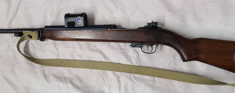 FULTON ARMORY M1 carbine