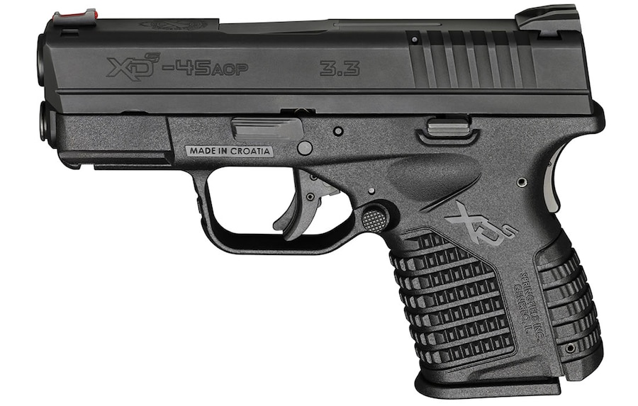 SPRINGFIELD ARMORY XD-S 3.3 ESSENTIAL
