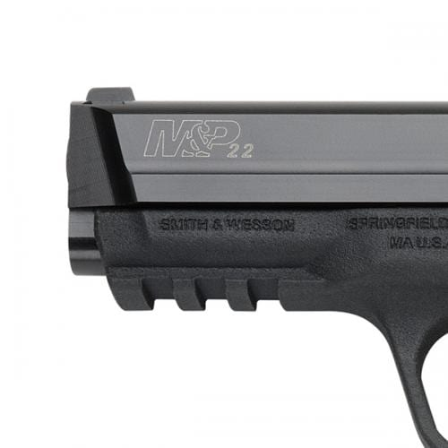 SMITH & WESSON M&P22 12 ROUND THREADED BARREL