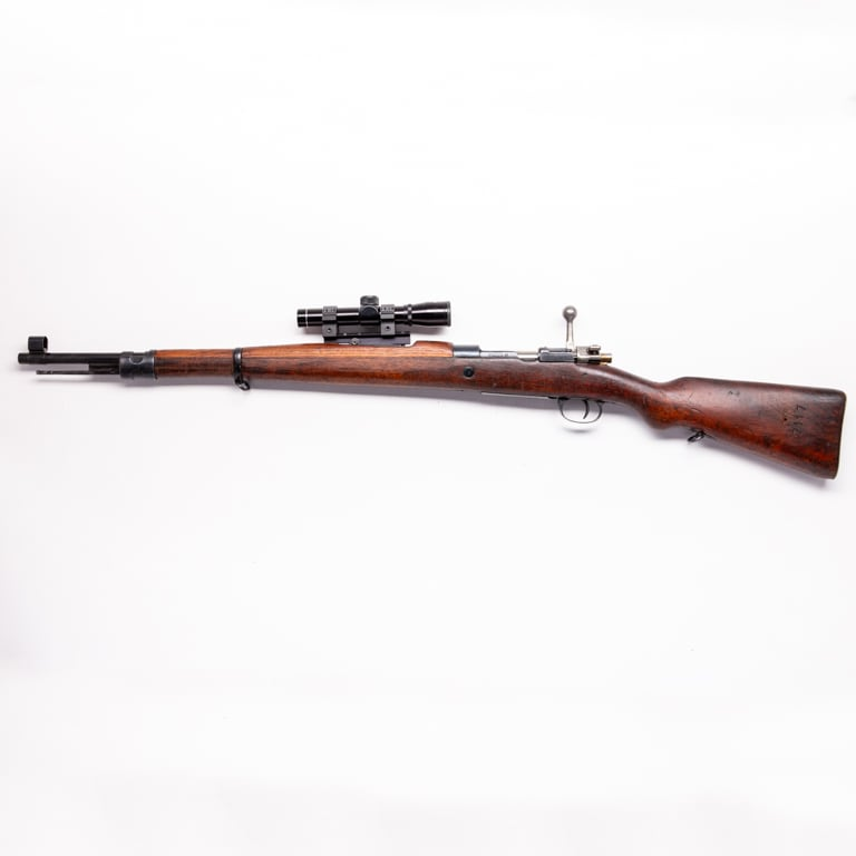 MAUSER M24/47 (YUGOSLAVIAN MAUSER)