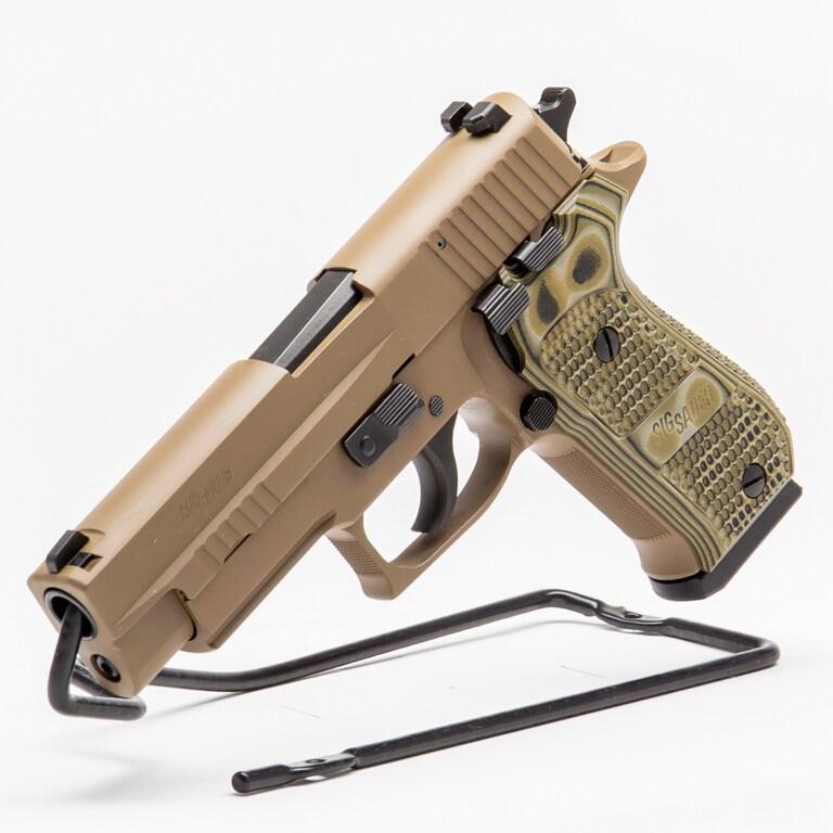 SIG SAUER P220 SCORPION ELITE