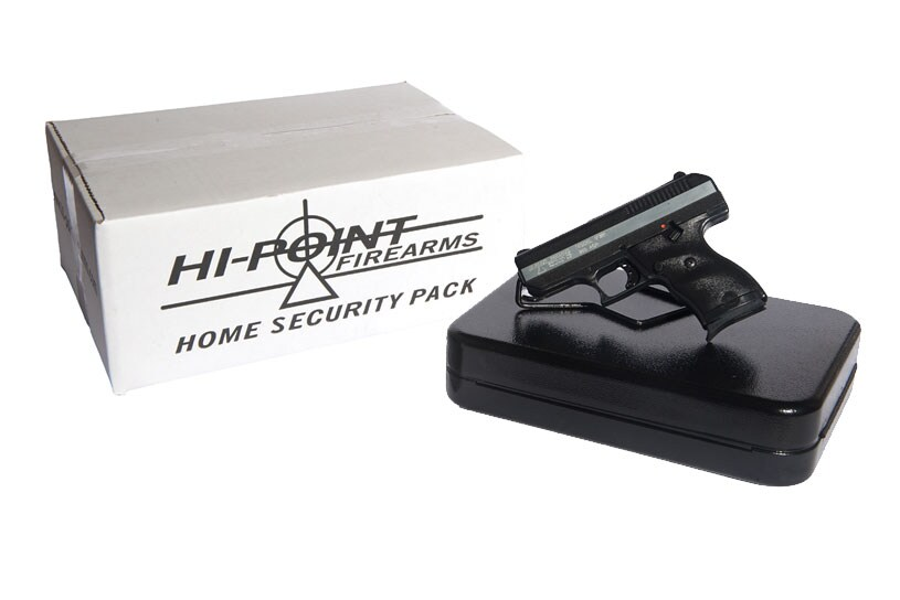 HI-POINT CF380 HOME SECURITY PACKAGE