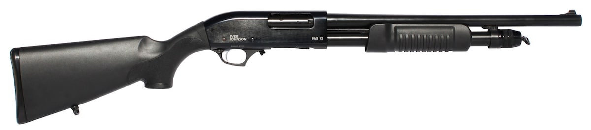 IVER JOHNSON PAS12
