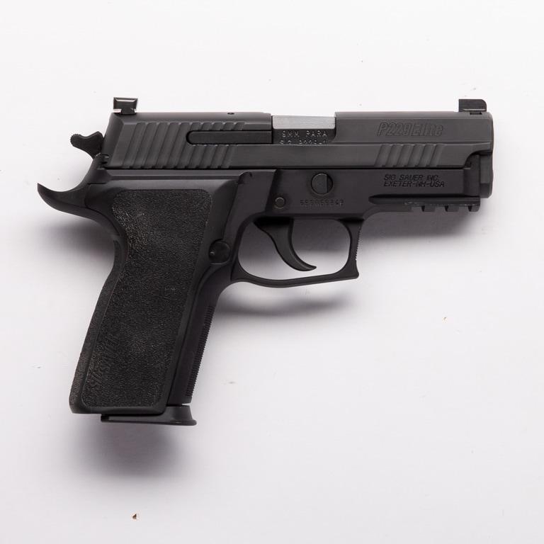SIG SAUER P229 ENHANCED ELITE