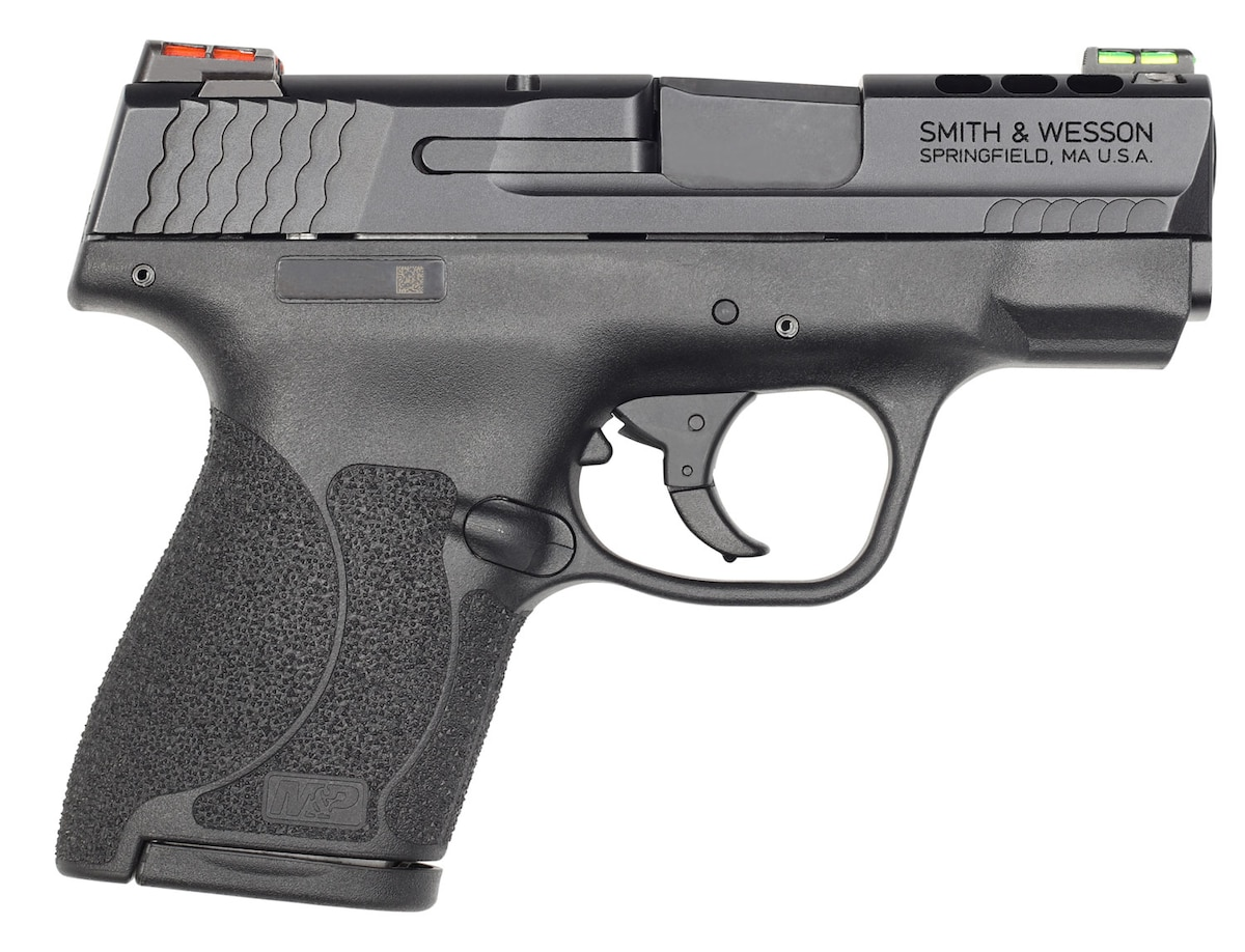 SMITH & Wesson M&P9 SHIELD M2.0 PERFORMANCE CENTER