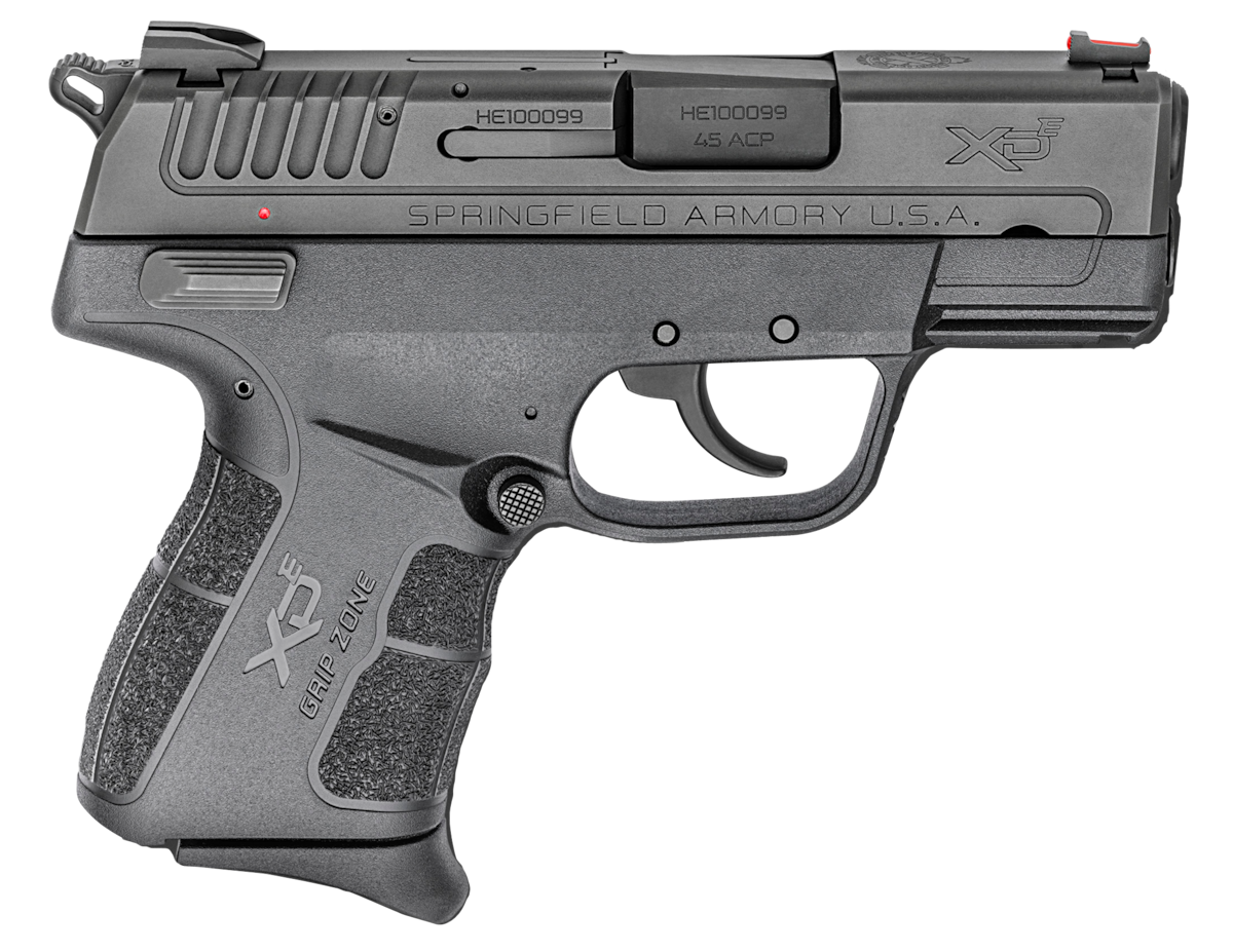 SPRINGFIELD ARMORY XD-E INSTANT GEAR UP PACKAGE