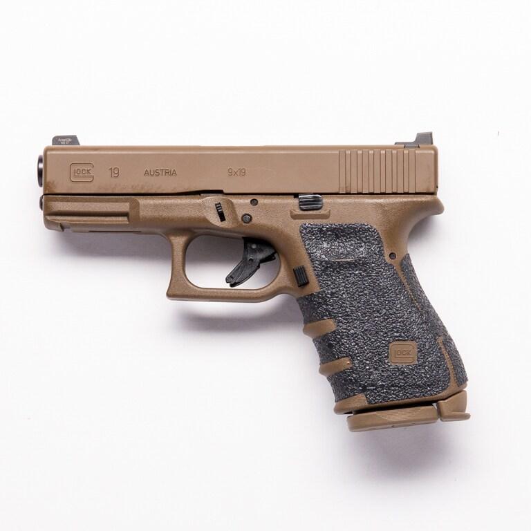 Glock G19 Vickers Tactical Fde