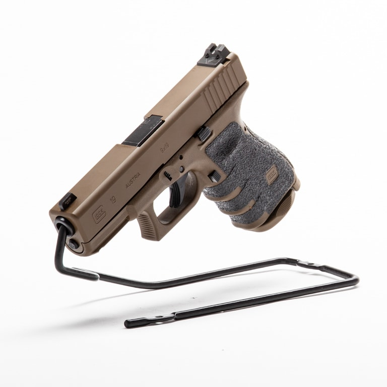 Glock G19 Vickers Tactical Fde