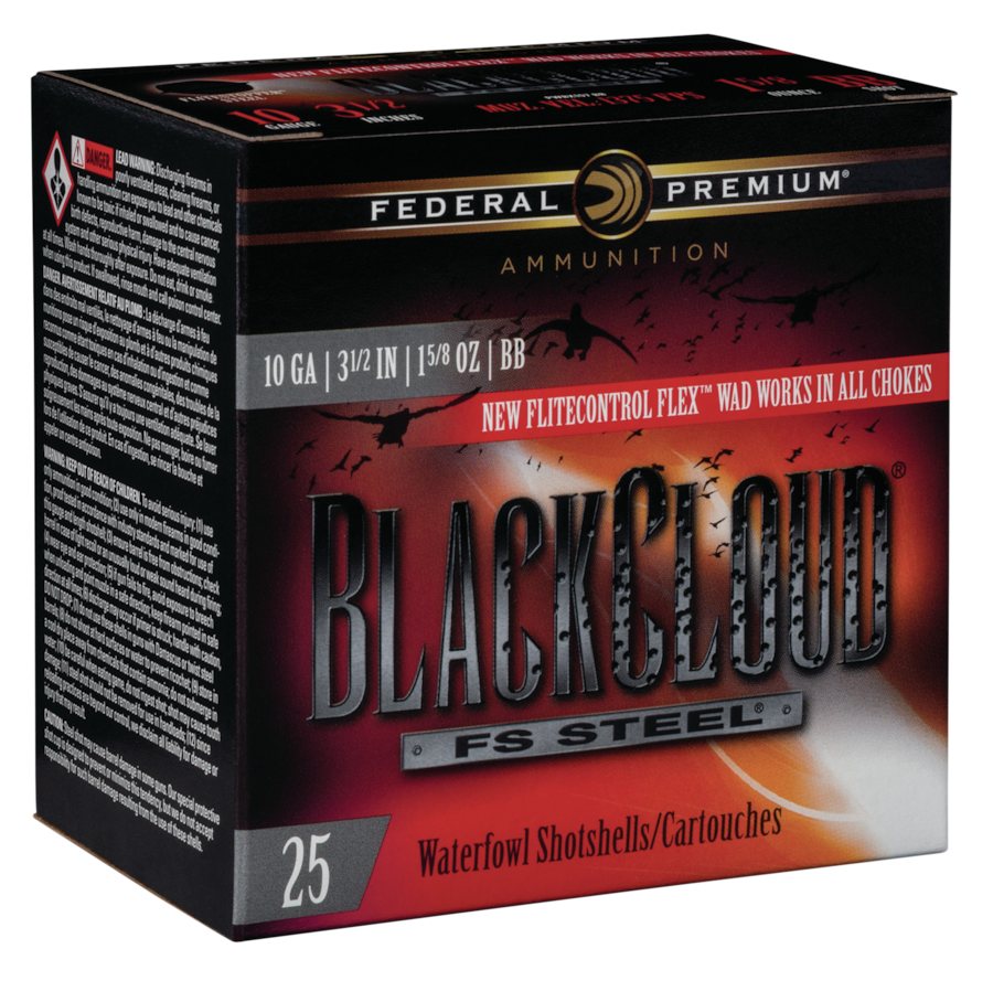 FEDERAL BLACK CLOUD