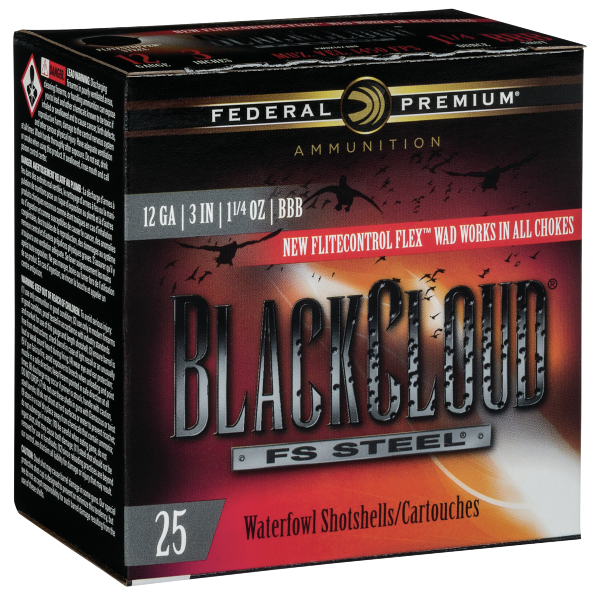 FEDERAL BLACK CLOUD