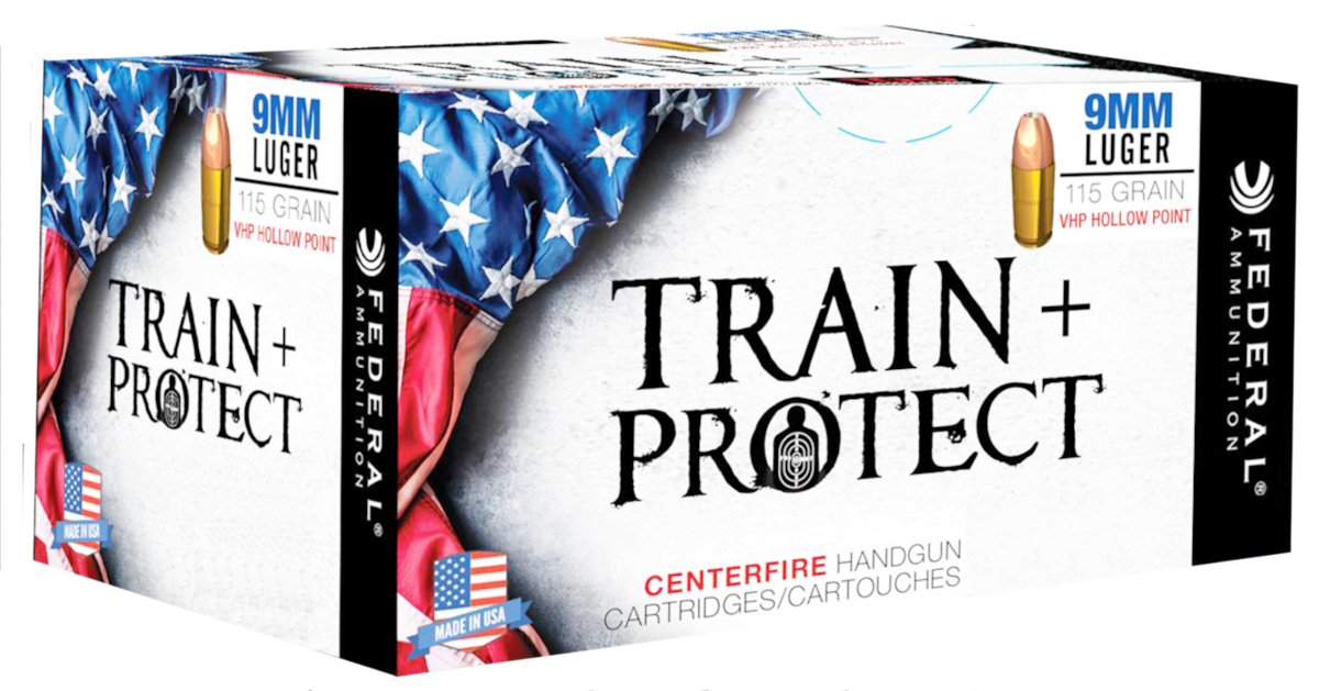 FEDERAL TRAIN + PROTECT