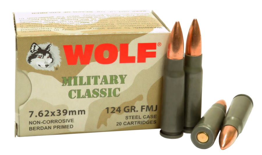 WOLF MILITARY CLASSIC