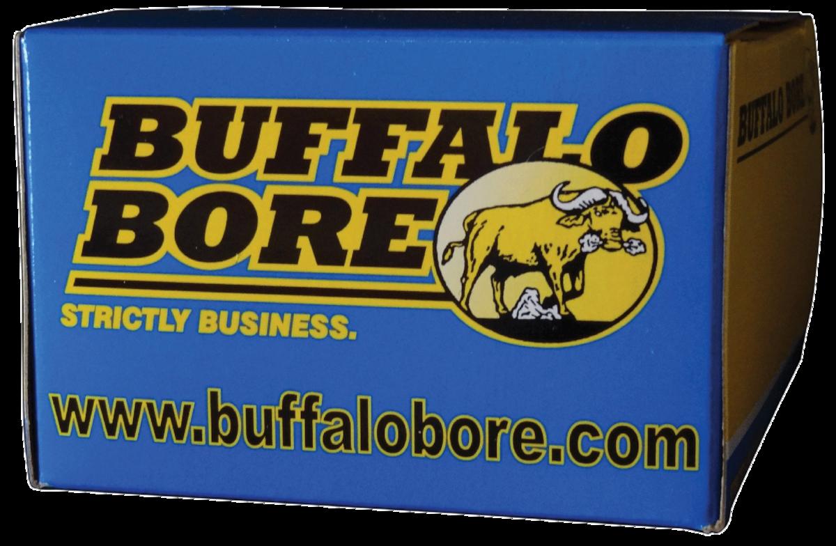 BUFFALO BORE BUFFALO-BARNES