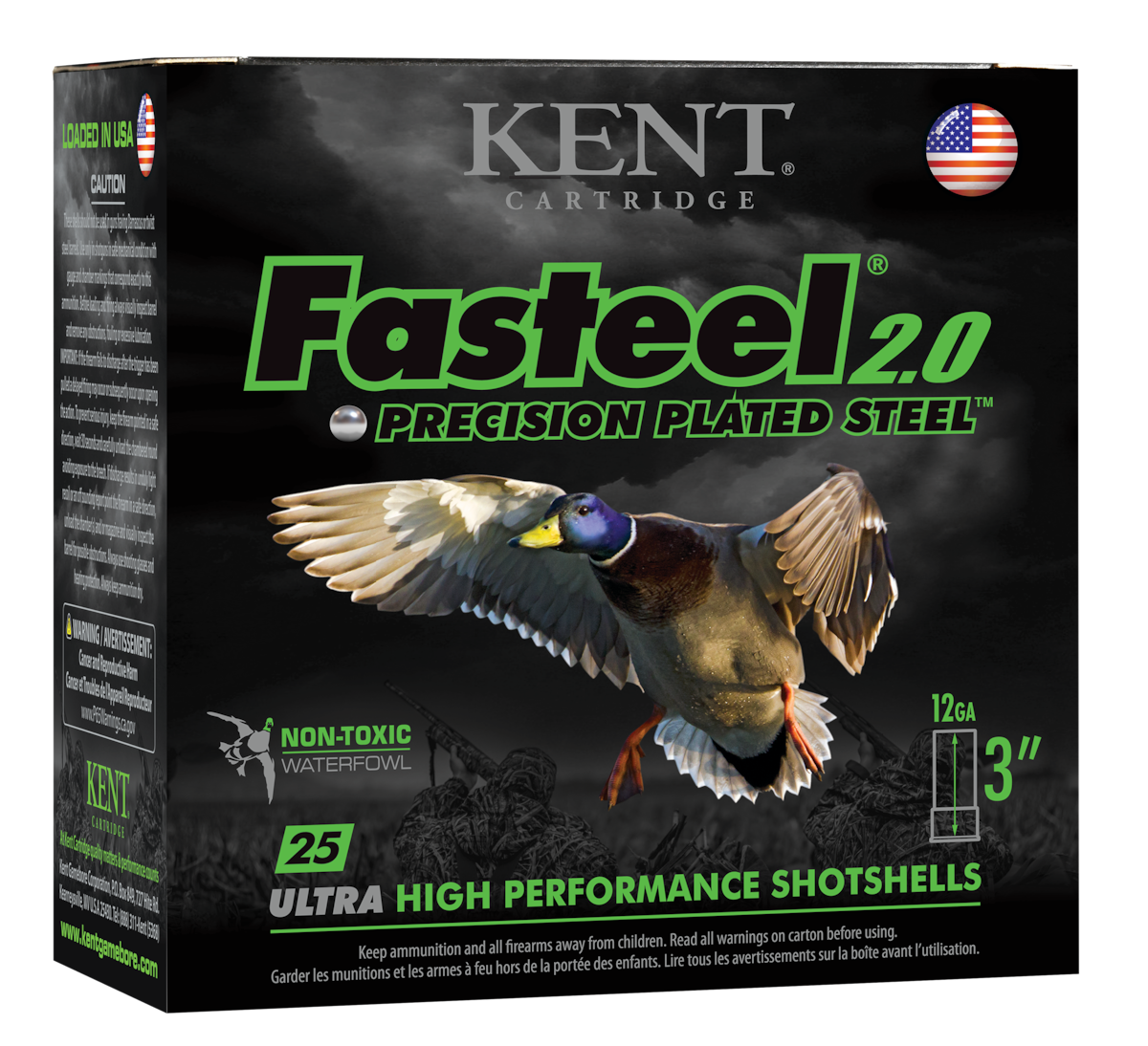 KENT CARTRIDGE FASTEEL
