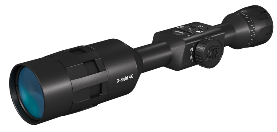 ATN X-SIGHT SMART HD OPTICS
