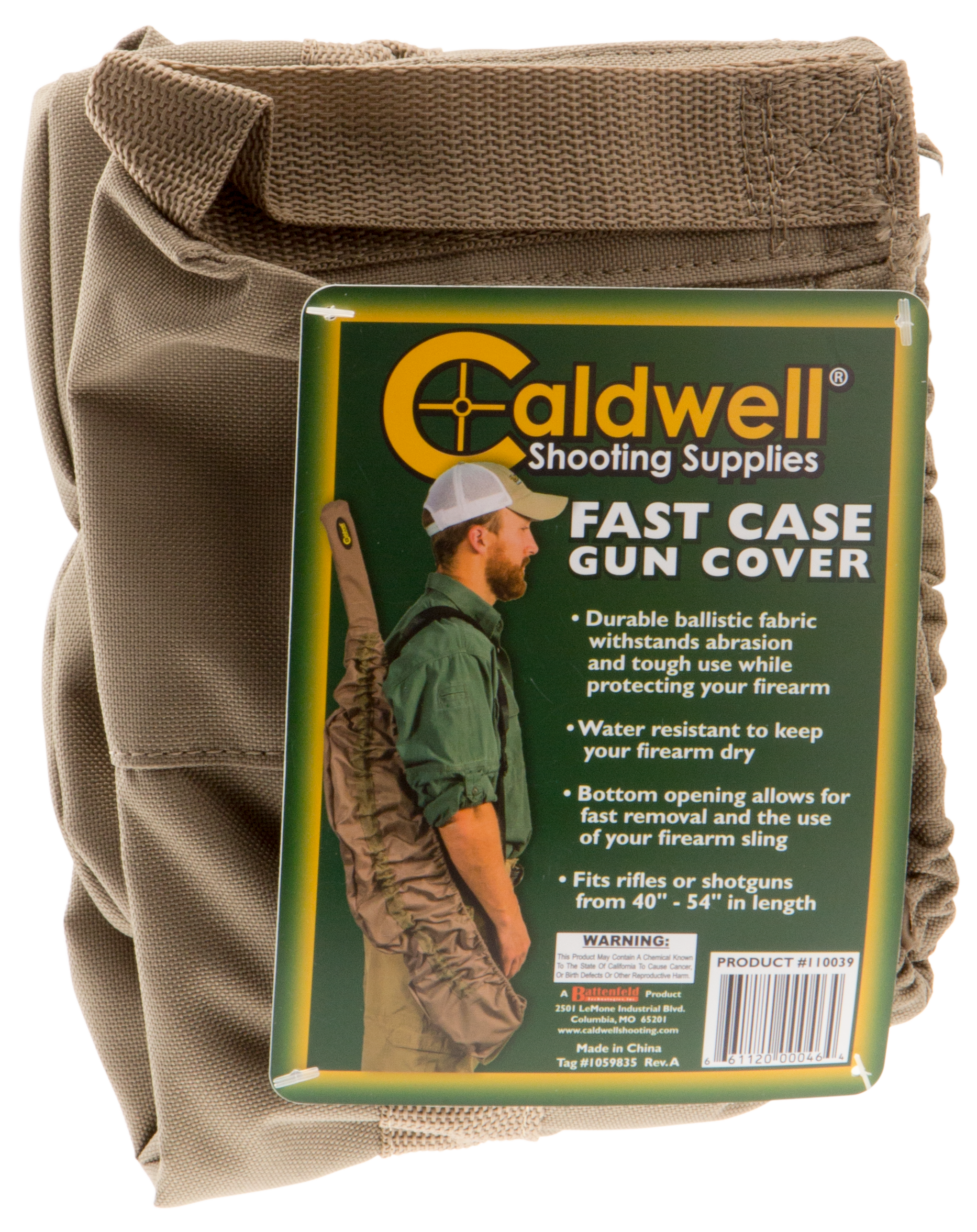CALDWELL Fast Case