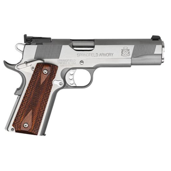 SPRINGFIELD ARMORY 1911 LOADED TARGET CA COMPLIANT