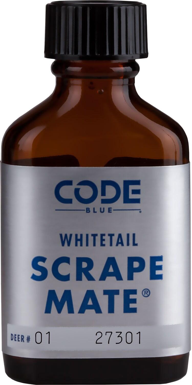 CODE BLUE SCRAPE MATE