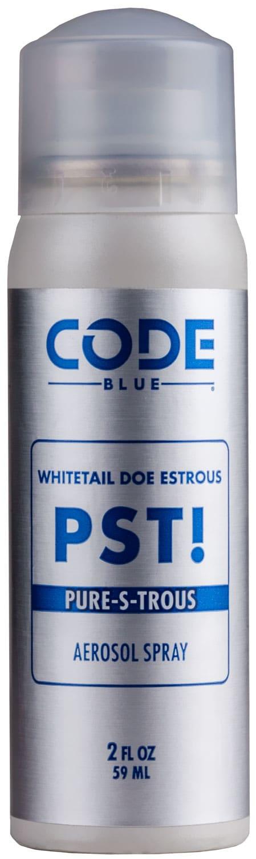 CODE BLUE PST