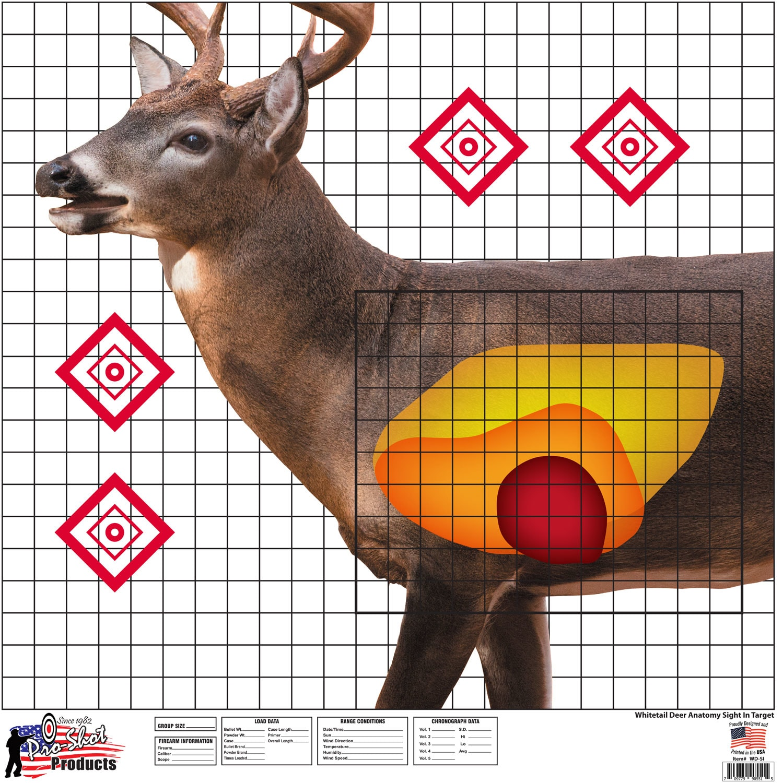 PRO-SHOT AMERICAN WHITETAIL
