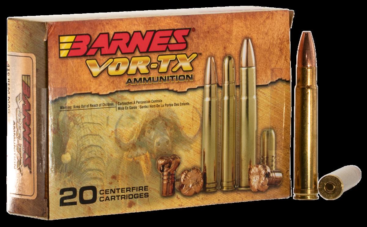 BARNES VOR-TX SAFARI