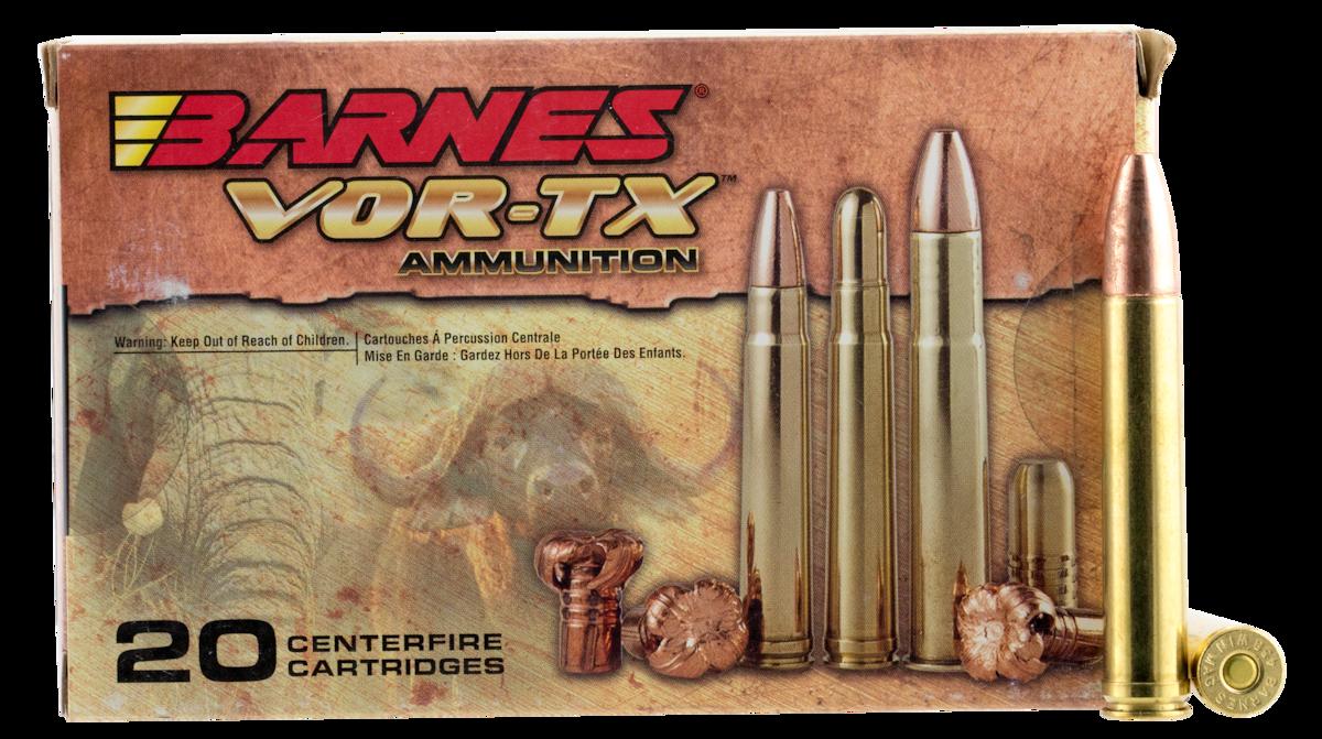 Barnes Vor-tx Safari - Ammunition :: Guns.com
