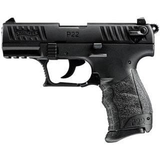 WALTHER P22 BLACK CA COMPLIANT